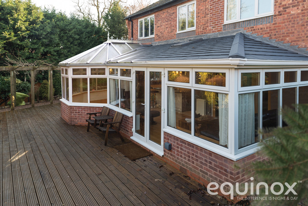 Light Weight Solid Roof Conservatories Natcon
